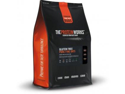 TPW Gluten Free Pure Fine Oats 4000 g
