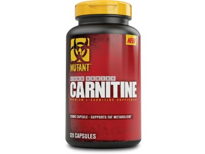 Mutant Core series Carnitine 120 kapslí
