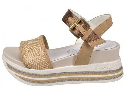 Bugatti Dámské sandály 431914846954-5263