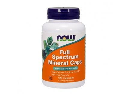 NOW Full Spectrum Mineral 120 kapslí