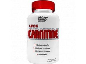 Lipo 6 Carnitine 60cps