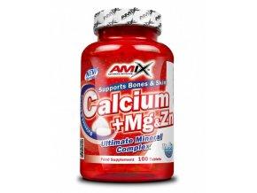 Amix Calcium + Magnesium + Zinek 100tbl