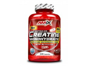 Amix Creatine Monohydrate 220cps