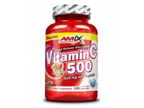 Amix Vitamin C 500 mg 125cps
