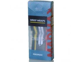 MadMax sportovní elastická bandáž na zápěstí - omotávací