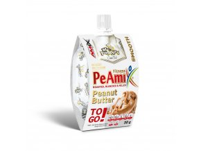Amix Mr.Poppers PeAmix Fitness Peanut Butter 50g