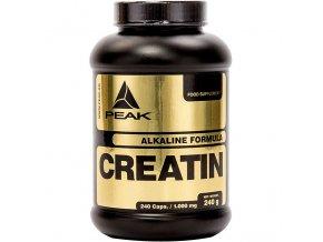 Peak Creatine Alkalyne 240cps