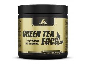 peak green tea egcg 120 kaps