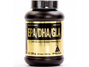 Peak EPA-DHA-GLA 90cps
