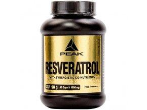Peak Resveratrol 90cps
