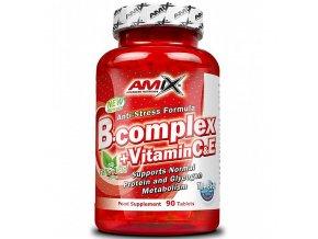 Amix B-complex + vitamín C a E 90 tablet