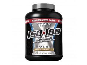 Dymatize ISO 100 2275g exp.