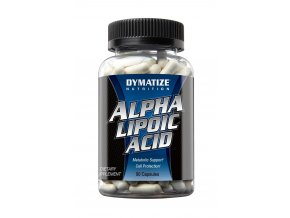 Dymatize Alpha Lipoic Acid 90 cps exp.