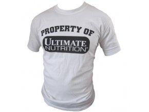 Property of Ultimate Nutrition Tričko