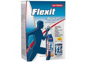 NUTREND FLEXIT LIQUID 500ml + GELACOLL 180cps exp.