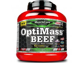 Amix MuscleCore DW - OptiMass Beef 2500g with HYDROBEEF