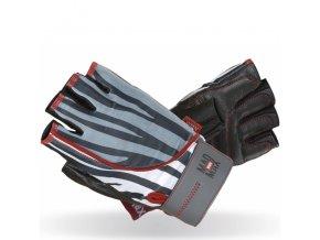 MadMax rukavice Nine Eleven Zebra