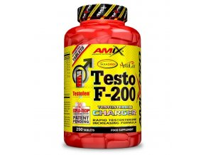Amix Testo F-200 250 tbl