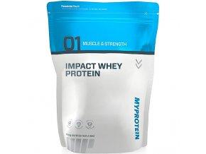 MyProtein Impact Whey 1000g exp.