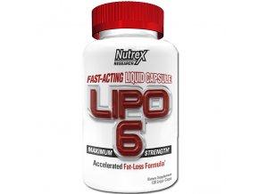 Nutrex Lipo 6 White 120 cps - Sleva