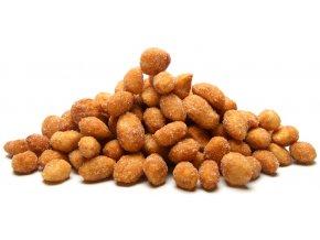 Arašídy v medu 500 g
