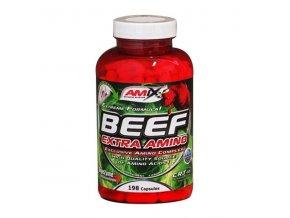 amix beef extra amino 198 kapsli