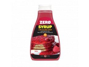 chech virus zero syrup malina