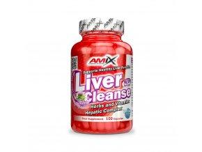 amix liver cleanse 100 kapsli