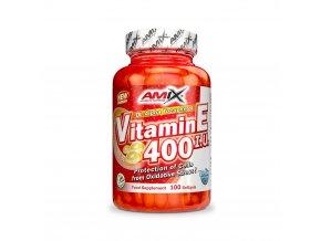 amix vitamin e 400ui 100 kapsli