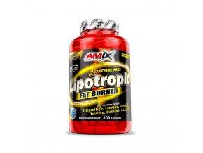 amix lipotropic fat burner 200 kapsli