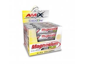 amix magnesium liquid plus 20x25 ml