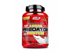 amix 100 percent predator protein 1000g