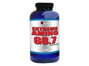 mega pro extreme amino g8.7 165 tbl