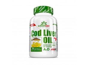 amix COD LIVER OIL 90 kapsli