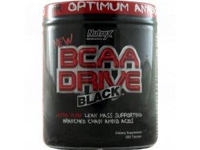 BCAA Drive Black 200 tbl exp.