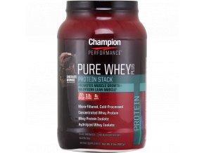 Champion PURE WHEY PLUS 907 g exp.