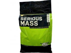 Optimum Nutrition Serious Mass 5450 g exp.