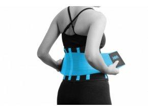 MADMAX Slimming Belt blue