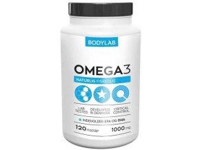bodylab omega 3 120 kapsli