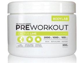 bodylab pre workout 200 g