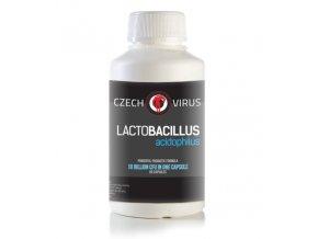czech virus LACTOBACILLUS ACIDOPHILUS 60 kapsli