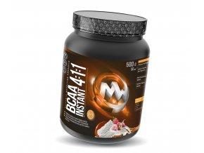 maxxwin bcaa 411 instant powder 500g