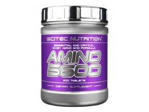 scitec amino 5600 200 tab