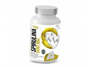 maxxwin spirulina vegan 120 kaps