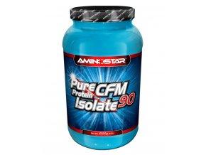 aminostar cfm whey protein isolate 1000g
