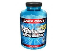 aminostar glutamine tablety 240 tbl