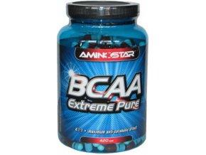 aminostar bcaa extreme pure 420 kaps
