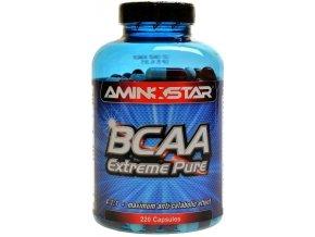 aminostar bcaa extreme pure 220 kaps