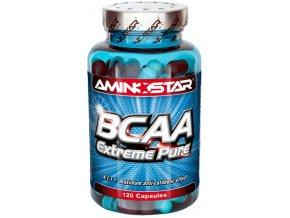 aminostar bcaa extreme pure 120 kaps