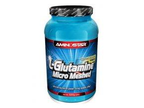 aminostar glutamine 500 g
